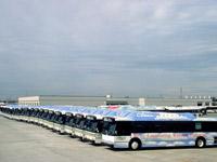 Autocarros elétricos carregam em segundos